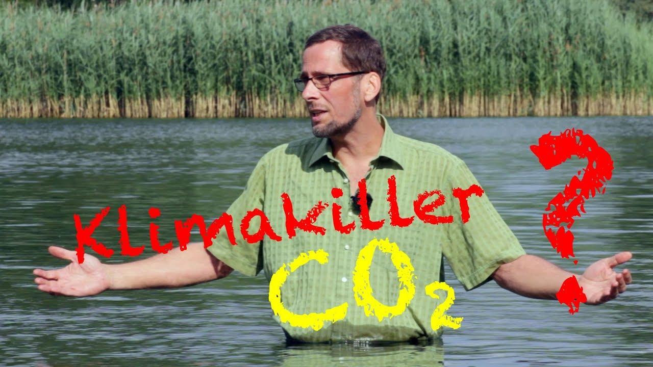 Ist CO<sub>2</sub> ein Klimakiller?