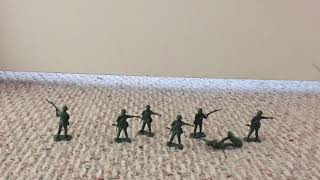 3UP Video #6: A Remake Of The Toy Story Scene Where Andy's Mom Steps On Some Of Andy's Army Men