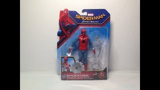 Spider-Man Homecoming - Homemade suit Spider-Man review CZ
