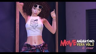 MOVE Animations - Vera Vol.2 by Fashiowl