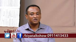 Dr Mamusha and Pastor Frew at Kiya Talk Show Part 2