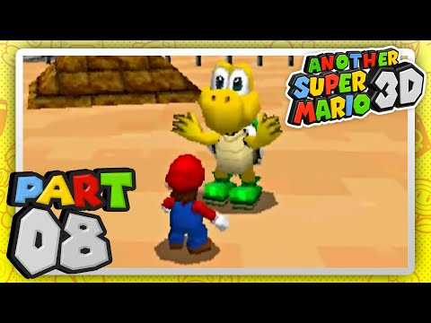 Another Super Mario 3D - Part 8 - The Magical Flower!