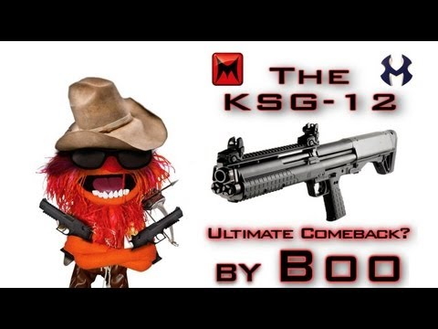 KSG-12 Gameplay | The Ultimate Comeback? - Modern Warfare 3