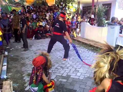 Jaran Kepang jombang Ploso video