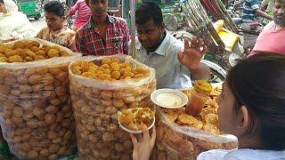 After School Bhel Puri Time Bhel Puri Popular Dhaka Street Food Bhelpuri