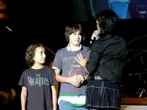 Annette Moreno 2008 y sus hijos ¡¡¡¡¡