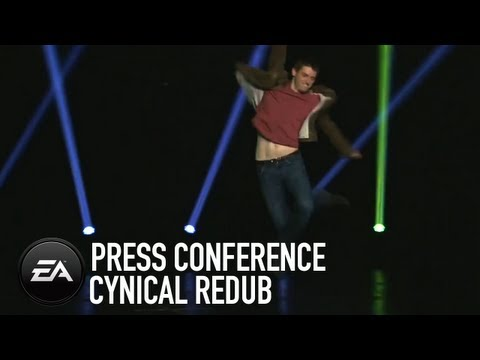 The Cynical Redub - EA E3 Conference 2013
