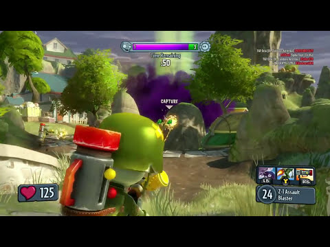 Wow, We Suck, (Plants vs Zombies Garden Warfare)