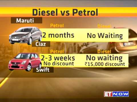 Petrol Cars Back In Fashion   Demand For Diesel Cars Fall