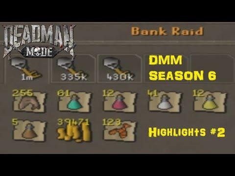 DMM Season 6 Highlight Clips #2 [OldSchool Runescape]