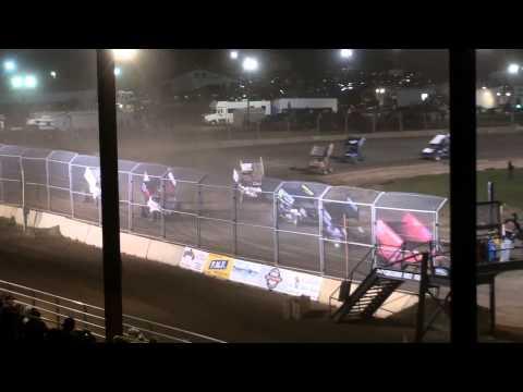 Plymoth '13 - Sprint Car Sippel Spin