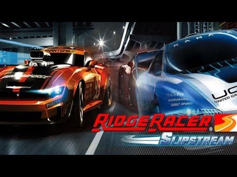 Ridge Racer Slipstream para Android [Dinero Ilimitado] (Excelente NUEVO Juego de Carreras) GRATIS