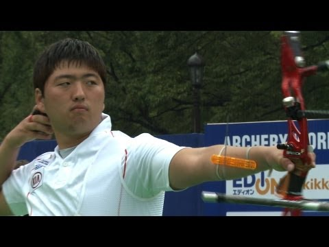 Archery World Cup 2012 - Final Stage - 1/4 Match #4.2