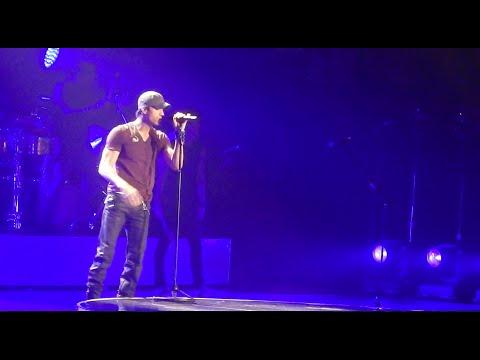 Enrique Iglesias Live  Sex And Love Tour 2014  La Staples Center ( Song 3 ) video