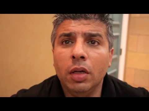 ASIF VALI SAYS 'AMIR KHAN OPPONENT ANNOUNCEMENT COMING VERY SOON' - INTERVIEW FOR iFILM LONDON