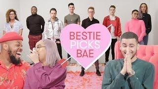 I Let My Best Friends Pick My Boyfriend: Jaydin | Bestie Picks Bae