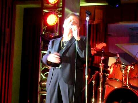 Joe Bravo with Ruben Ramos'  Mexican Revolution at the 2009 Tejano Music Awards