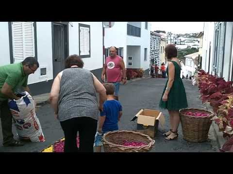 Festa Da Nossa Senhora Da Graca, Porto Formoso 2013 Part 1 of 4