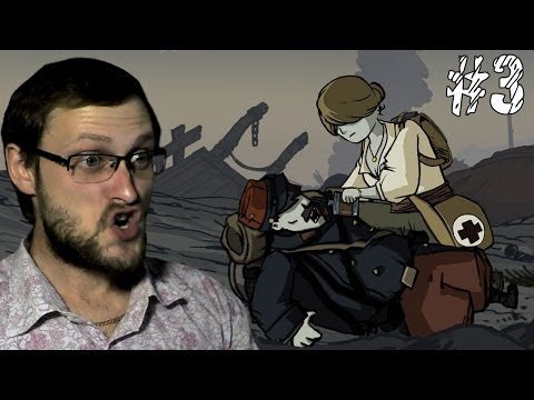 Valiant Hearts: The Great War ► Будни медика ► #3