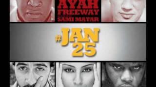 Download Lagu #Jan25 Egypt - Freeway, The Narcicyst, Omar Offendum, Ayah, Amir Sulaiman (Prod. by Sami Matar). Gratis STAFABAND