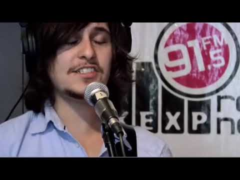 The Temper Trap - Fader (Live on KEXP)