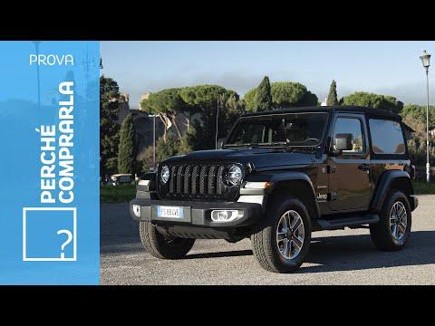 Jeep Wrangler 2019  Perché comprarla e perché no