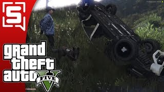 [Strippin] Grand Theft Auto V RP : K9 on the Case!