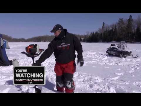 Crappie & Eelpout Mid-Winter Ice Fishing - In-Depth Outdoors TV Season 8, Episode 15