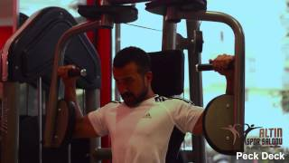 ALTIN GYM SPOR SALONU TANITIM