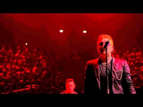U2 - Bullet The Blue Sky Live