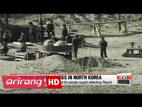 N. Korea's human rights situation have worsened: N. Korea's Human Rights White Paper