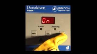 Donaldson Torit Delta P Plus - Basic Operation