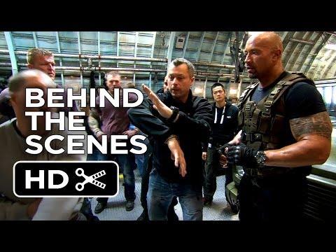 Fast & Furious 6 Behind The Scenes - Brutal Fight (2013) - Vin Diesel Movie HD