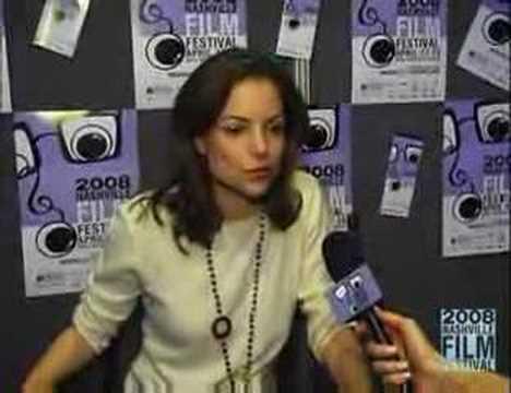 Kimberly WilliamsPaisley at the Nashville Film Festival