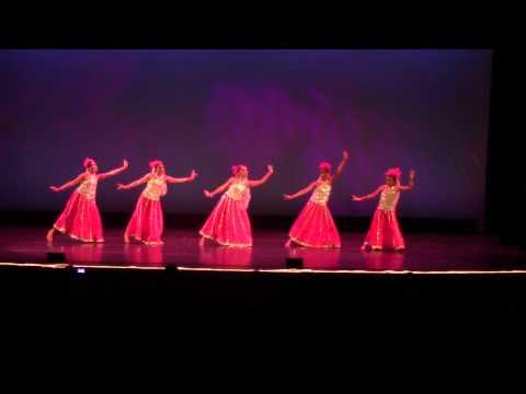 Sarah Dance - Chamak Challo Chel Chabeli