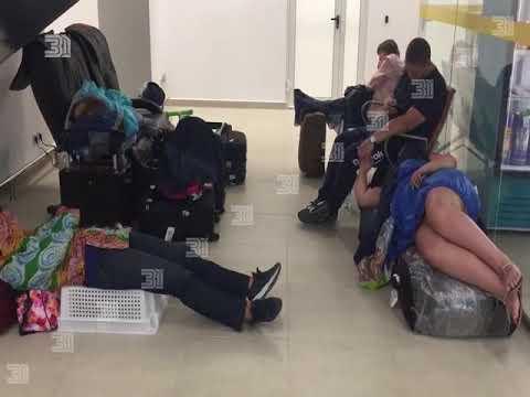 ЭКСКЛЮЗИВ Интервью с пассажирам рейса Анталья-Челябинск (1)