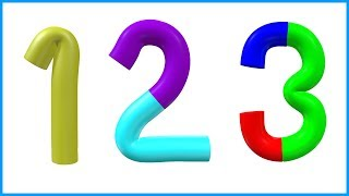 Number Song   123 Numbers   Number Names   1 To 10   Counting for Kids   Learn to Count Video