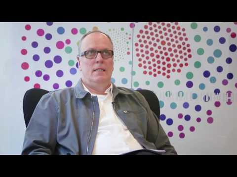 GlaxoSmithKline's James Hallatt talks judging