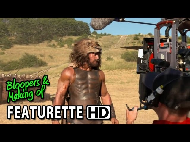 Hercules (2014) Featurette - Preparing For Battle