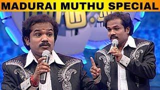 Madurai Muthu Comedy Collection | Episode 18 | Solo Performance | Asatha Povathu Yaru