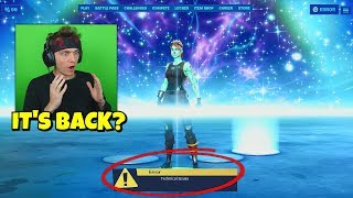 fortnite will not come back for this long...