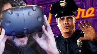 VIRTUAL INTERROGATION - L.A. Noire The VR Case Files
