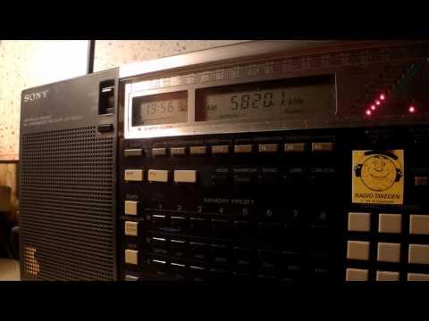 24 11 2015 RTE Radio One in English to SoAf 1955 on 5820 Madagascar
