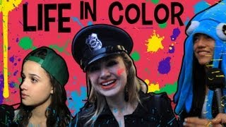 LIFE IN COLOR (LIE IN COLOR)