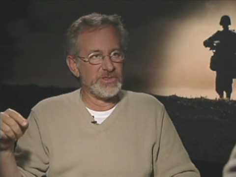 Interview With Steven Spielberg - Saving Private Ryan