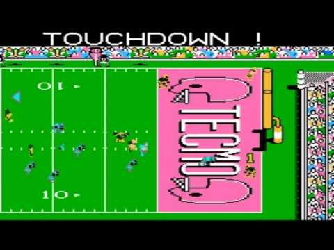 Tecmo Super Bowl 2012 (tecmobowl.org hack) - Tecmo Super Bowl 2012 (NES) Packers Week 2 - Vizzed.com GamePlay (rom hack) - User video