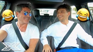 CARPOOL KARAOKE And More BEST Behind The Scenes Footage From The X Factor | X Factor Global