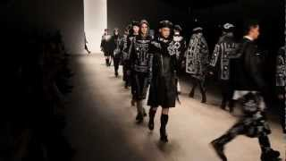 KTZ - F/W 2012 FASHION SHOW BY THE UNTITLED MAGAZINE