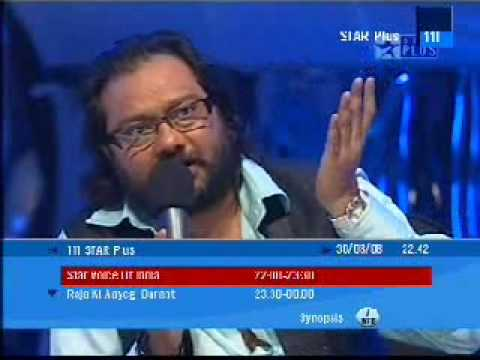 SaptaparnaRoshni-Voice of India 2 - Tinka Tinka