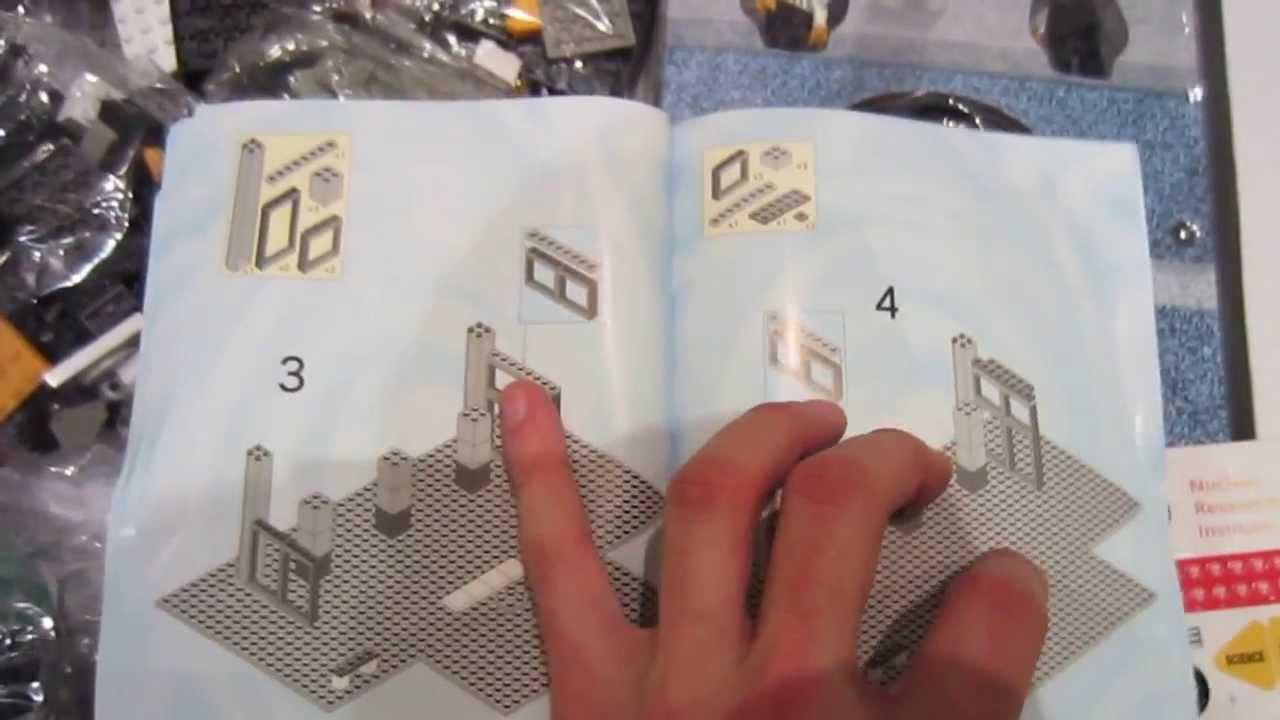 лего инструкция по сборке военная полиция